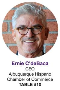 Ernie C'deBaca