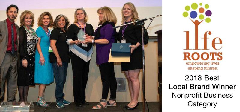 Best Local Brand - Nonprofit Winner