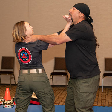 Self Defense Demonstration